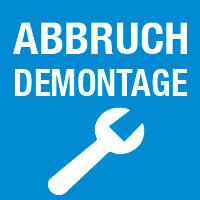 Bbbruch und Demontage